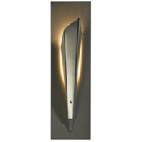 Hubbardton Forge 207440-1001 Quill LED 5 inch Vintage Platinum ADA Sconce Wall Light