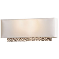 Hubbardton Forge 207690-1009 Oceanus 2 Light Soft Gold ADA Sconce Wall Light in Natural Anna