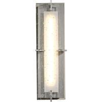 Hubbardton Forge 207760-1000 Ethos LED 6 inch Vintage Platinum ADA Sconce Wall Light