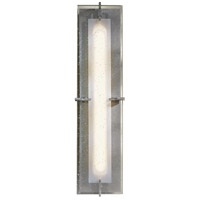 Hubbardton Forge 207765-1000 Ethos LED 6 inch Vintage Platinum ADA Sconce Wall Light Large