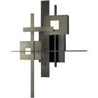 Hubbardton Forge 217310-1002 Planar LED 19 inch Dark Smoke ADA Sconce Wall Light