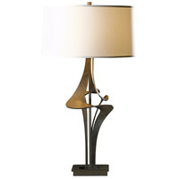 Hubbardton Forge 272803-1013 Antasia 27 inch 100 watt Dark Smoke Table Lamp Portable Light