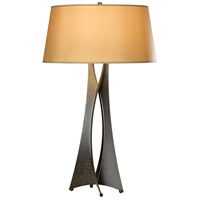 Moreau 150 watt Bronze Table Lamp Portable Light, Tall