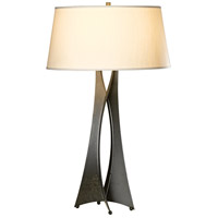 Moreau 33 inch 150 watt Bronze Table Lamp Portable Light, Tall