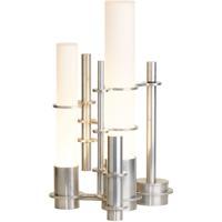 Hubbardton Forge 277820-1000 Cityscape 50 watt Vintage Platinum Table Lamp Portable Light