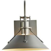 Hubbardton Forge 302710-1008 Henry 1 Light 11 inch Coastal Dark Smoke Outdoor Sconce Small