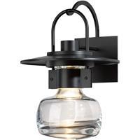 Hubbardton Forge 303005-1004 Mason 1 Light 16 inch Black Outdoor Sconce Large