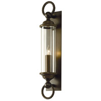 Hubbardton Forge 303080-1030 Cavo 1 Light 26 inch Coastal Bronze Outdoor Wall Sconce Large