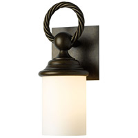 Hubbardton Forge 303082-1028 Cavo 1 Light 12 inch Coastal Bronze Outdoor Wall Sconce