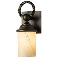 Hubbardton Forge 303082-1029 Cavo 1 Light 12 inch Coastal Bronze Outdoor Wall Sconce