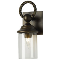 Hubbardton Forge 303082-1030 Cavo 1 Light 12 inch Coastal Bronze Outdoor Wall Sconce