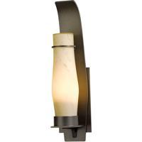 Hubbardton Forge 304215-1025 Sea Coast 1 Light 19 inch Coastal Dark Smoke Outdoor Sconce