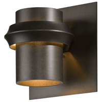 Hubbardton Forge 304903-1008 Twilight 1 Light 9 inch Coastal Dark Smoke Outdoor Sconce