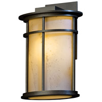 Hubbardton Forge 305650-1022 Province 1 Light 12 inch Coastal Bronze Outdoor Sconce