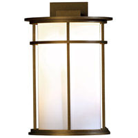 Hubbardton Forge 305655-1021 Province 1 Light 15 inch Coastal Bronze Outdoor Sconce Large