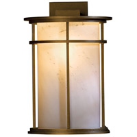 Hubbardton Forge 305655-1022 Province 1 Light 15 inch Coastal Bronze Outdoor Sconce Large