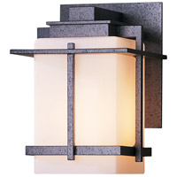 Hubbardton Forge 306006-1015 Tourou 1 Light 7 inch Natural Iron Outdoor Sconce Small