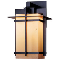 Hubbardton Forge 306008-1022 Tourou 1 Light 14 inch Coastal Bronze Outdoor Sconce Large
