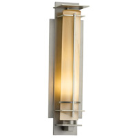 Hubbardton Forge 307858-1028 After Hours 1 Light 16 inch Coastal Burnished Steel Outdoor Sconce Small