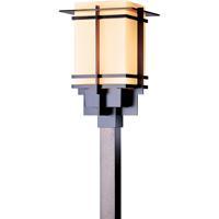 Hubbardton Forge 346013-1025 Tourou 1 Light 19 inch Coastal Dark Smoke Outdoor Post Light Large