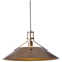 Hubbardton Forge 363010-1010 Henry 1 Light 23 inch Coastal Bronze Outdoor Pendant