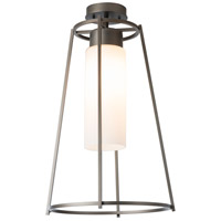 Hubbardton Forge 363025-1003 Loft 1 Light 13 inch Coastal Bronze Outdoor Semi-Flush