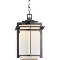 Hubbardton Forge 366007-1015 Tourou 1 Light 10 inch Natural Iron Outdoor Hanging Lantern Large