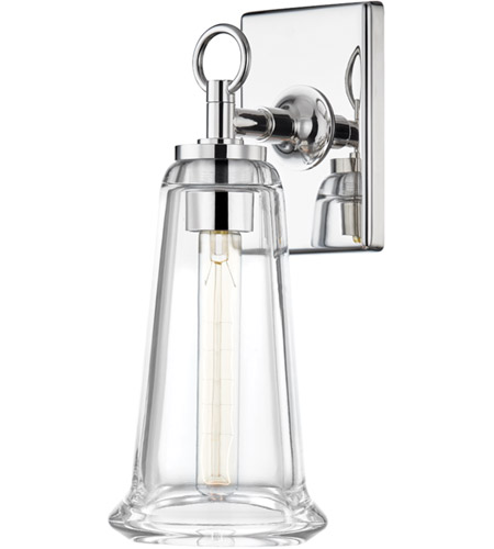 Hudson Valley Lighting Druid Hills 5 Light Pendant in Polished Nickel 1150-PN photo