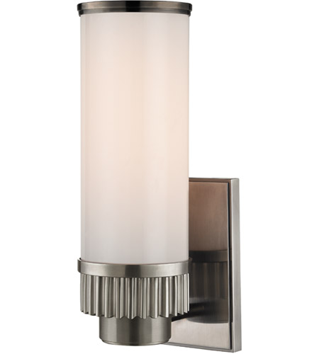Hudson Valley 1561-AN Harper 1 Light 5 inch Antique Nickel Bath And Vanity Wall Light