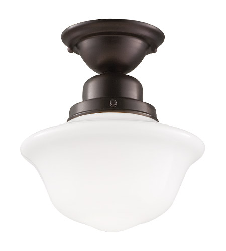 Hudson Valley Edison Semi-Flush Mounts