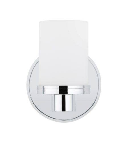 Hudson Valley Lighting Southport 1 Light Bath And Vanity in Polished Chrome 2051-PC photo