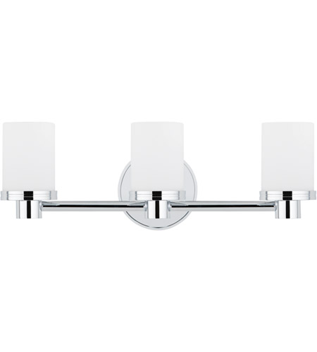Hudson Valley Lighting Southport 3 Light Bath And Vanity in Polished Chrome 2053-PC photo