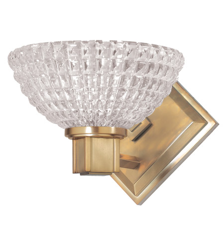 Hudson Valley Lighting Buchanan 1 Light Bath And Vanity in Brushed Bronze 2331-BB photo