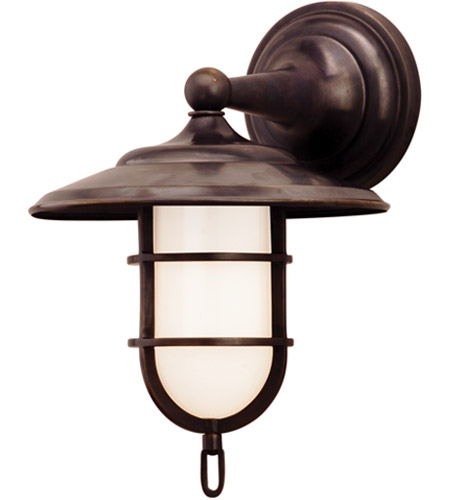 Hudson Valley 2901-OB Rockford 1 Light 9 inch Old Bronze Bath And Vanity Wall Light photo