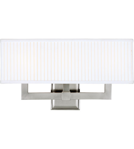 Hudson Valley Lighting Waverly 3 Light Wall Sconce in Satin Nickel 353-SN photo