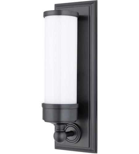 Hudson Valley Bath Vanity Lighting: Hudson Valley 371-OB Everett 1 Light 5 Inch Old Bronze