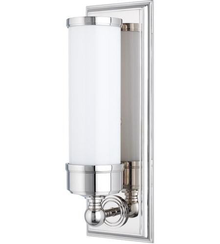Hudson Valley Bath Vanity Lighting: Hudson Valley Lighting Everett 1 Light Bath And Vanity In