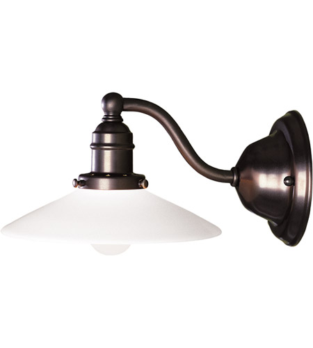 Hudson Valley 3911-OB Hadley 1 Light 8 inch Old Bronze Bath And Vanity Wall Light photo