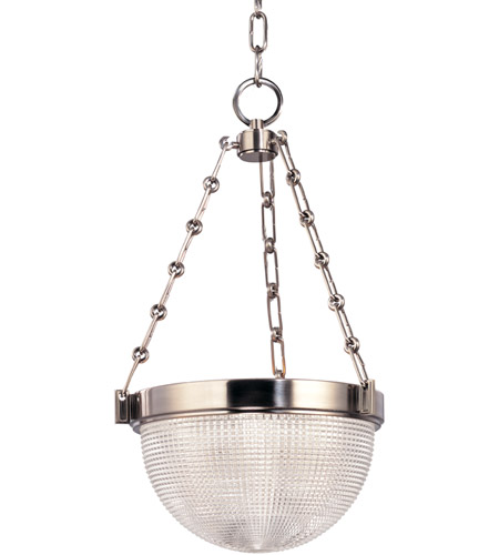 Hudson Valley 4413-SN Winfield 2 Light 13 inch Satin Nickel Pendant Ceiling Light photo
