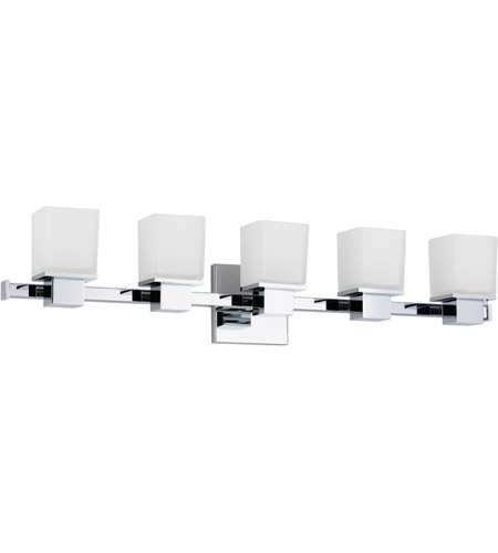 Hudson Valley Chrome Bathroom Vanity Lights