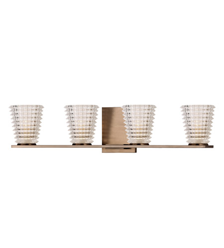 Hudson Valley 4474-BB Conway 4 Light 26 inch Brushed Bronze Bath And Vanity Wall Light photo