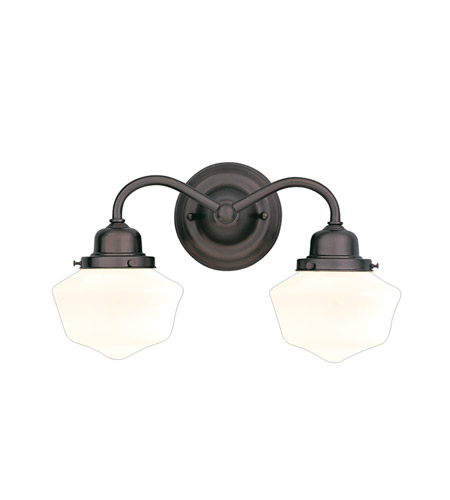 Hudson Valley 4602-OB Dawson 2 Light 16 inch Old Bronze Bath And Vanity Wall Light photo