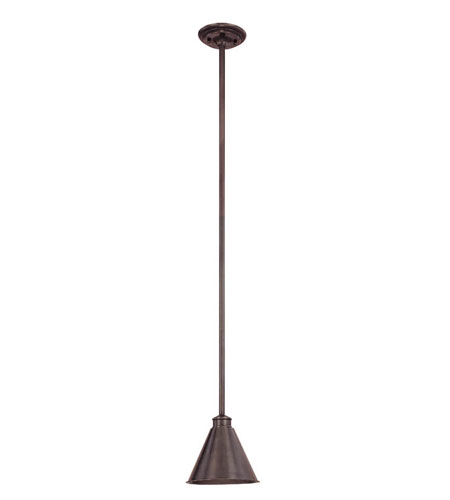 Hudson Valley Lighting Exeter 1 Light Pendant in Old Bronze 4722-OB photo