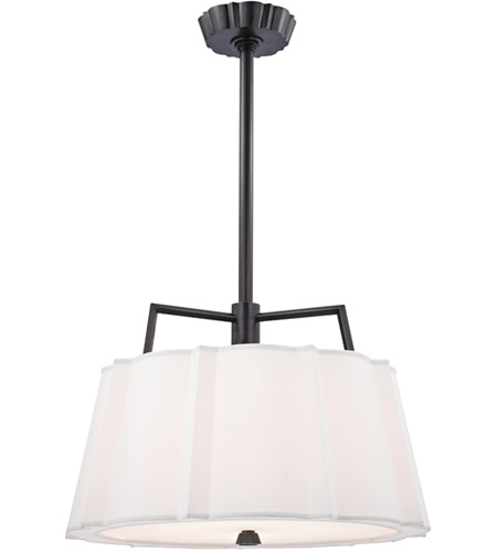 Hudson Valley 4824-OB Humphrey 4 Light 24 inch Old Bronze Pendant Ceiling Light photo
