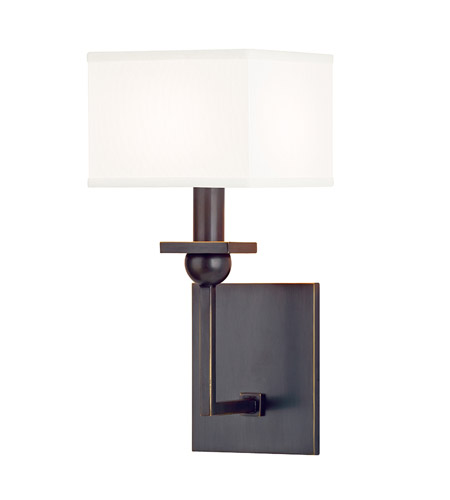 Hudson Valley Lighting Morris 1 Light Wall Sconce in Old Bronze 5211-OB-WS photo