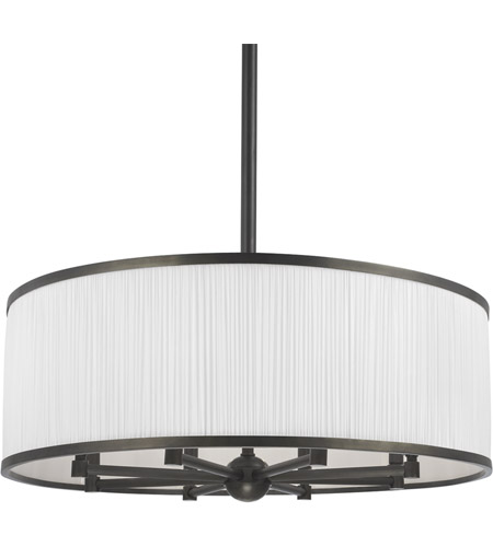 Hudson Valley Lighting Hastings 8 Light Chandelier in Old Bronze 5230-OB photo