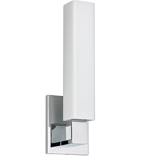 Hudson Valley 550-PC Livingston 1 Light 5 inch Polished Chrome Bath And Vanity Wall Light photo