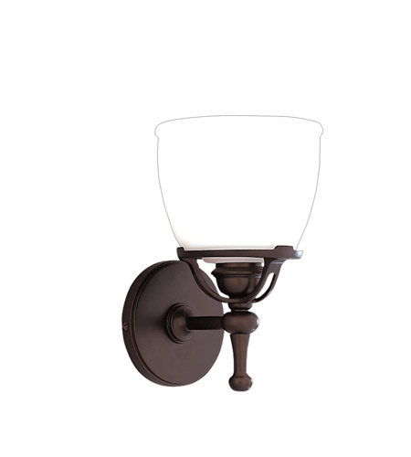 Hudson Valley Lighting Hamilton 1 Light Bath And Vanity in Old Bronze 5801-OB photo