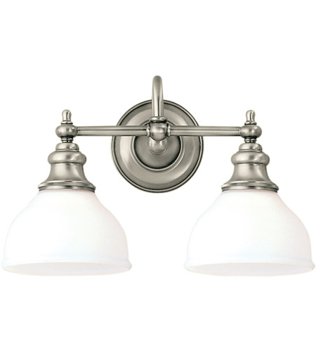 Hudson Valley 5902-AN Sutton 2 Light 16 inch Antique Nickel Bath And Vanity Wall Light  photo