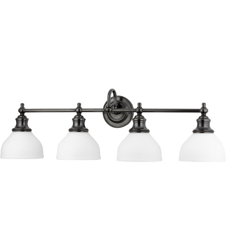 Hudson Valley 5904-OB Sutton 4 Light 35 inch Old Bronze Bath And Vanity Wall Light photo